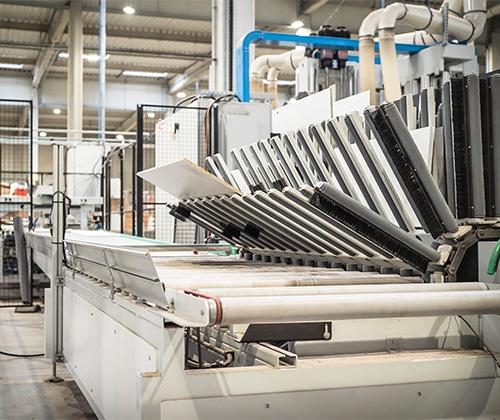 machine de production