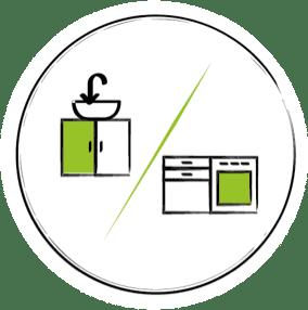 pictogramme meubles design discac